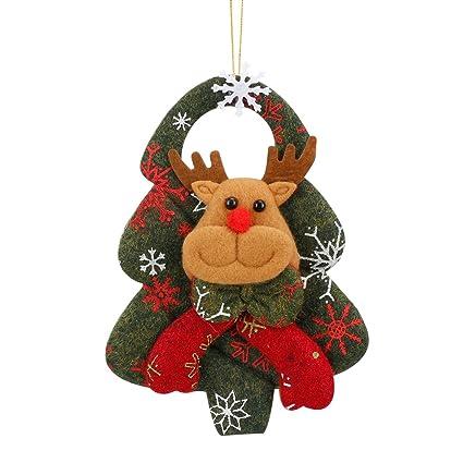 ce2fd44db0b08 Amazon.com: Personalised Christmas Decoration Items Xmas Christmas ...