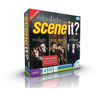 Scene It? Twilight Saga Deluxe: Toys & Games