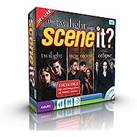 Scene It Twilight Saga - Juego de mesa con DVD, saga Crepúsculo [importado de Reino Unido]