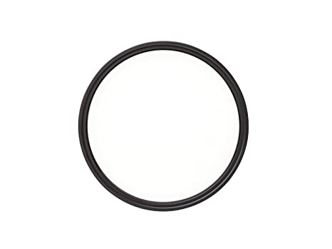 Heliopan 77mm UV Filter (707701) with specialty Schott glass in floating  brass ring