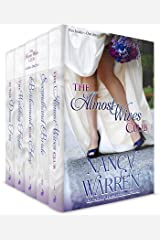 The Almost Wives Club Box Set: The Complete Series of romantic comedies, Books 1 to 5 Kindle Edition
