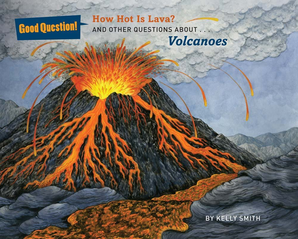 How Hot Is Lava?: And Other Questions About Volcanoes (Good Question!) PDF