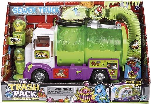 Trash Pack - Camión Cuba y 2 Figuras (Giochi Preziosi 68387): Amazon.es: Juguetes y juegos