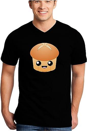 TooLoud Cute Dinner Roll Toddler T-Shirt