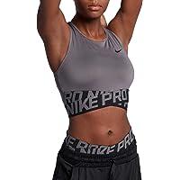 Nike AH8779-010 Camiseta Deportiva para Mujer