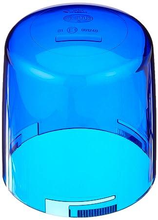 blau HELLA 9EL 862 140-001 Lichtscheibe für Rundumkennleuchte