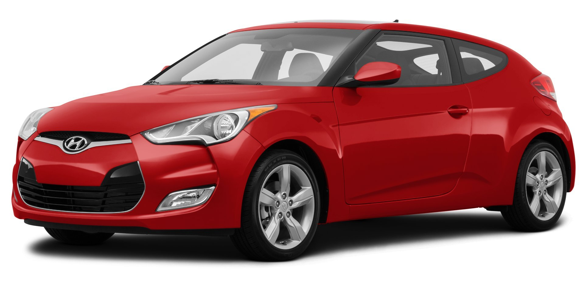 2014 Hyundai Veloster Turbo 3-Door Coupe Automatic Transmission w/Black Interior  sc 1 st  Amazon.com & 4.5 out of 5 stars20 customer reviews