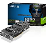 KFA2 GeForce GTX 1080 EXOC PCI-E Gaming-Grafikkarte, 8GB GDDR5X, schwarz