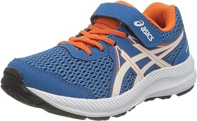 Asics CONTEND 7 PS unisex-child Road Running Shoe