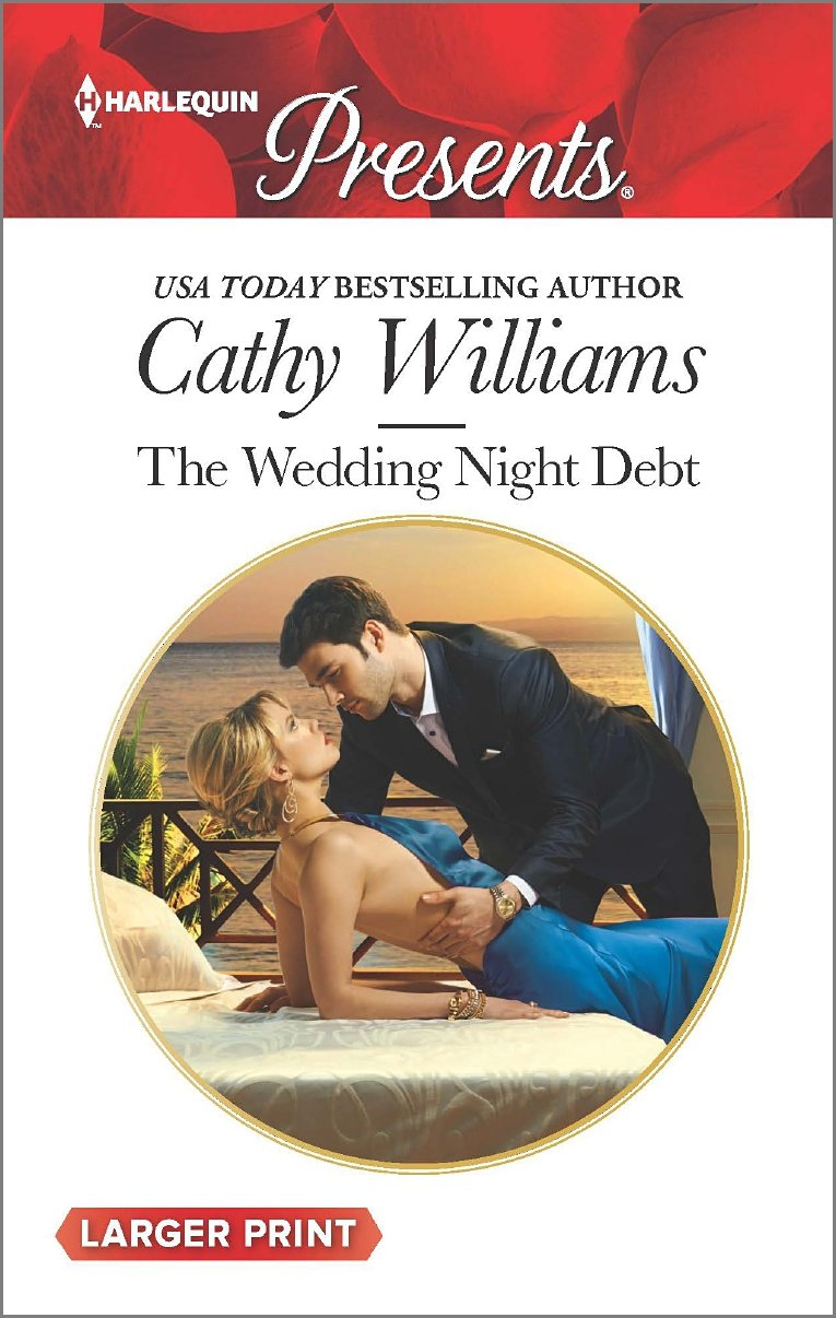 The Wedding Night Debt, Williams, Cathy
