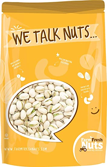 California Pistachios Extra Large - Gourmet Roasted - IN SHELL PISTACHIO  NUTS, BRAND NEW