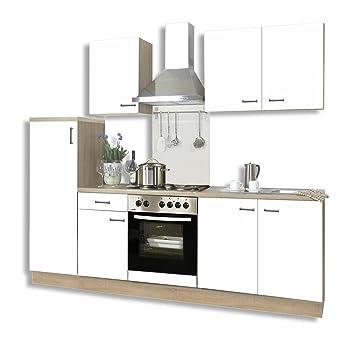 Küchenblock Günstig Mit Elektrogeräten | kochkor.info | {Roller küchen landhaus 28}