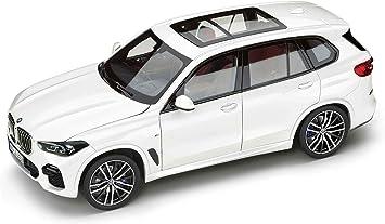 BMW Original Miniatur X5 Modellauto Alpin Wei/ß 1:18 Kollektion 2019//2021