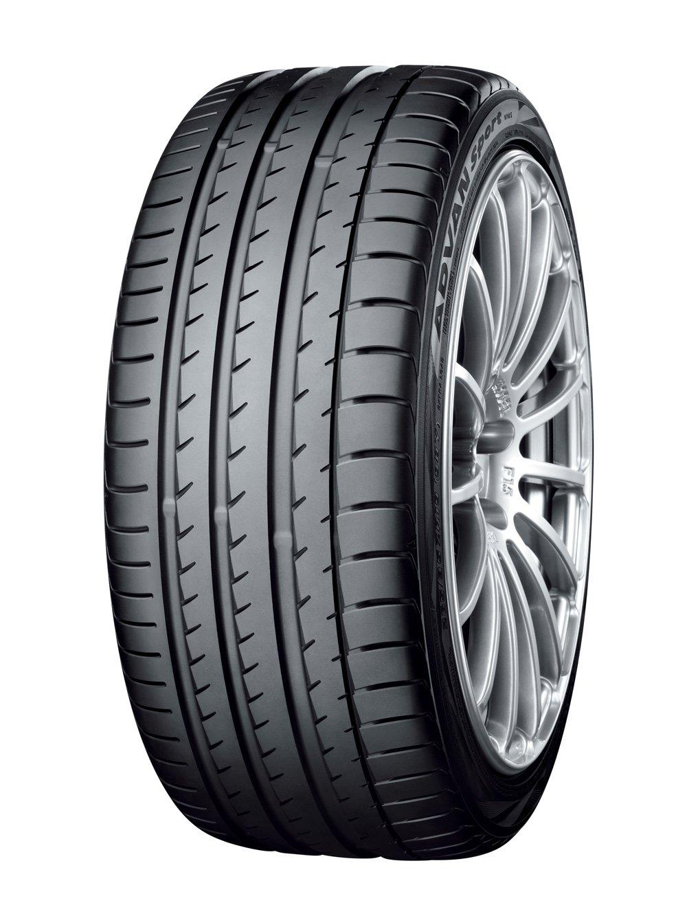 ヨコハマ(YOKOHAMA) サマータイヤ ADVAN Sport V105F 225/40R18 F9021 B073FBPGZS