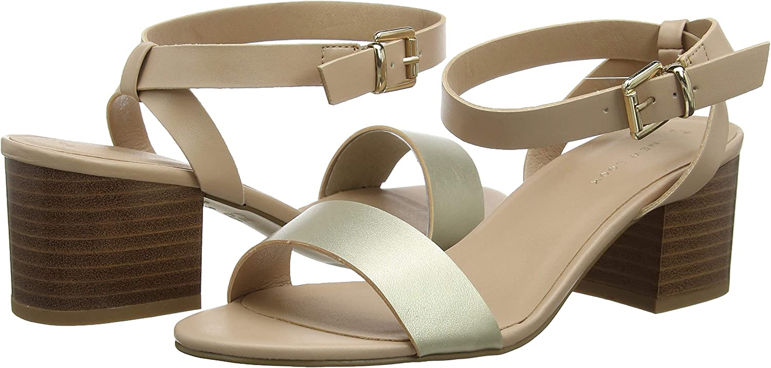 New Look Womens Pudding Ankle Strap Heels