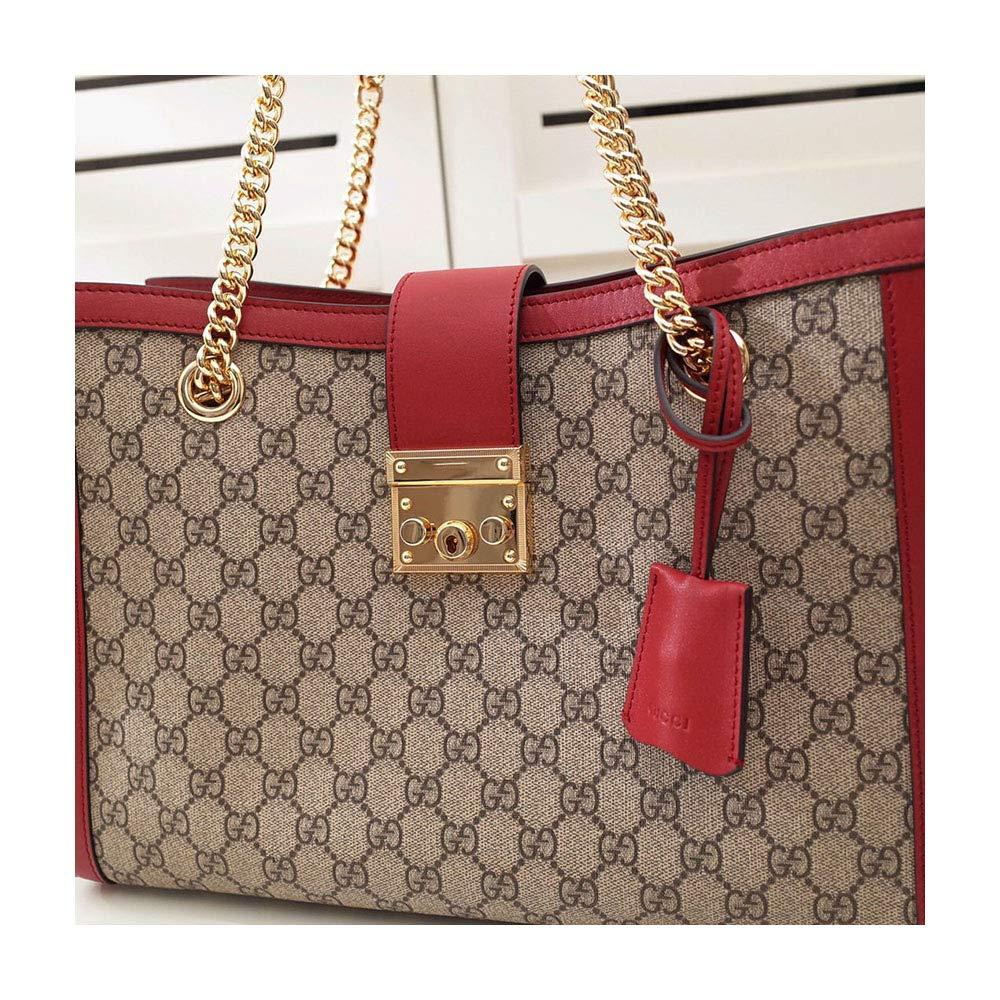 78445d6024cf 479197 podlock Medium Shoulder Bag for Womens Handbag Designer Fashion  Single Shoulder Bags -Canvas red