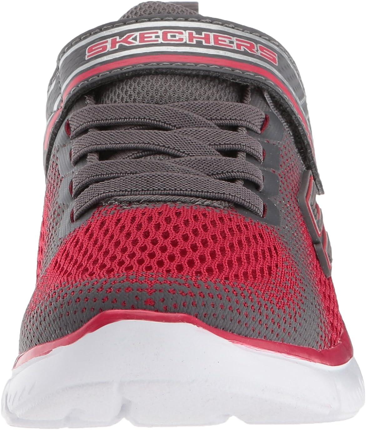 Skechers E-PRO-Show Stopper, Sneaker a Collo Alto Bambino Red
