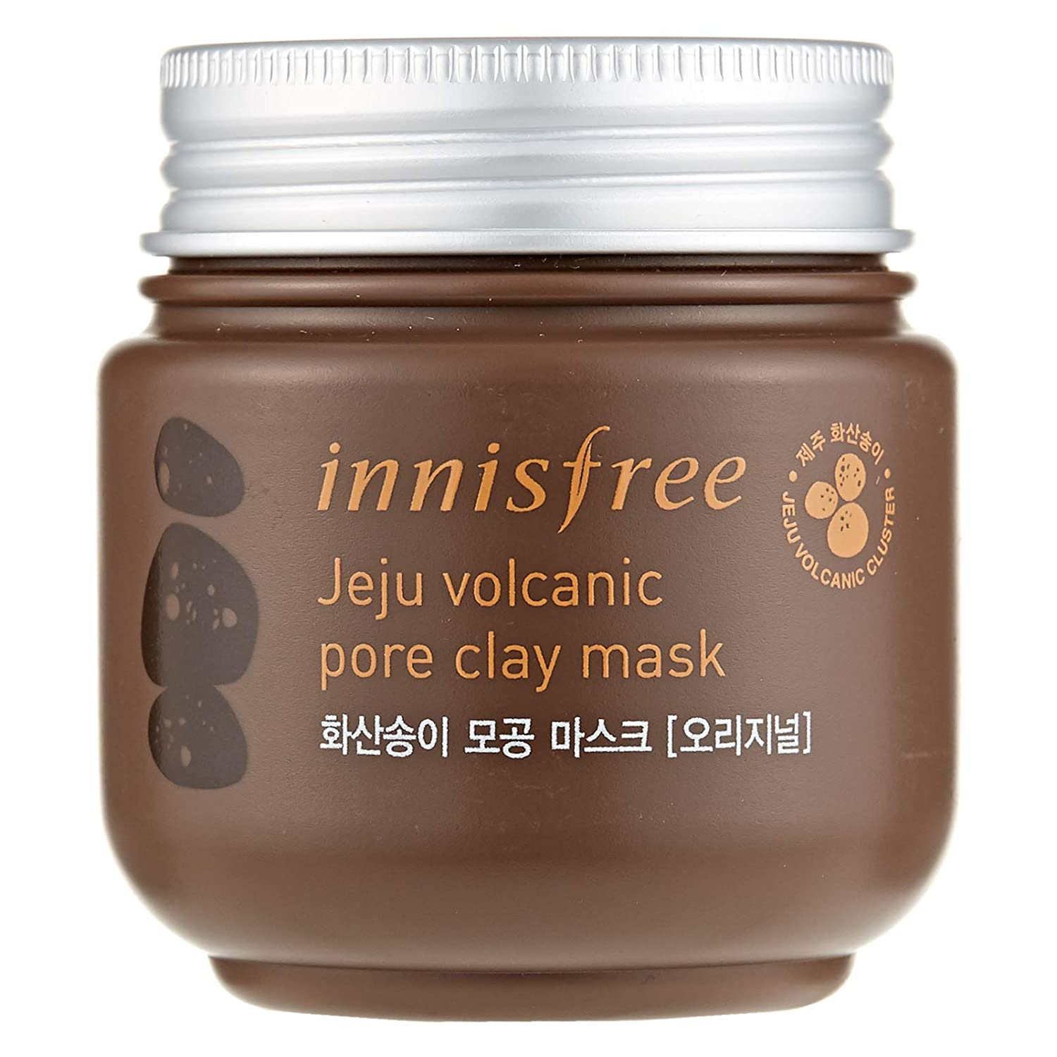 Innisfree Jeju Volcanic Pore Clay Mask, 3.38 Ounce