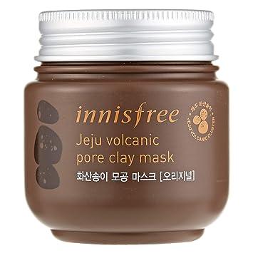 innisfree clay mask