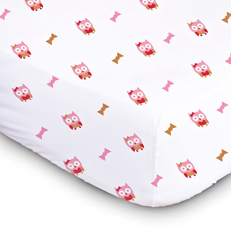 amazon com 1 soft u0026 cozy muslin cotton baby crib sheet fitted