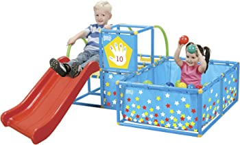 Eezy Peezy 3-in-1 Jungle Gym Climbing Toy