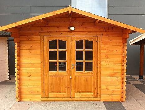 casette in legno da giardino 3x3