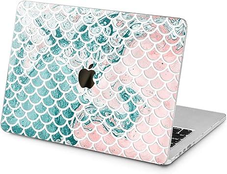 Geometric Plastic Case for Macbook 12 Air 13 Sky Cover Macbook Pro 13 15 Retina