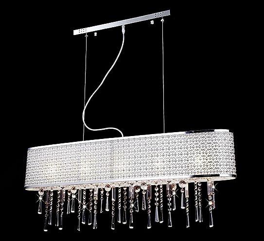 Kronleuchter Design design glas kristall deckenleuchte lüster pendelleuchte