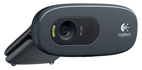 Logitech C270 Widescreen HD Webcam and 3 MP designed for HD Video Calling and Recording review