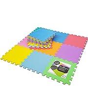 Alfombras de juego y gimnasios actividad y - Alfombras puzzle infantiles ...