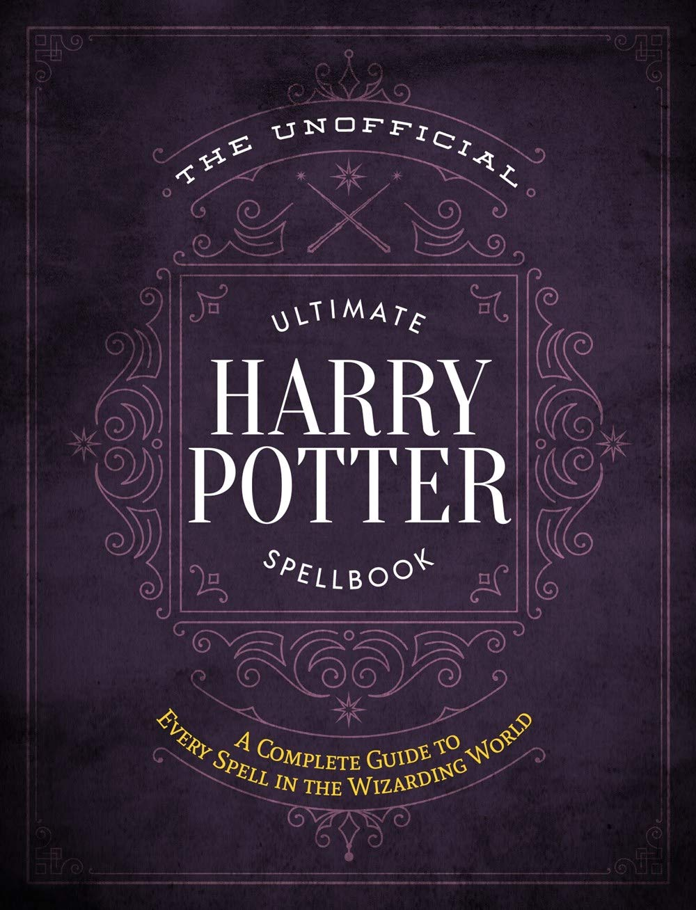 graphic regarding Harry Potter Spell Book Printable called : The Unofficial Final Harry Potter Spellbook