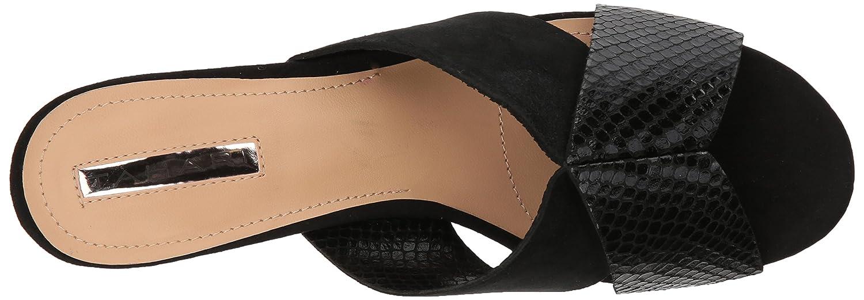 Tahari Frauen Sandalen Sandalen Frauen mit Absatz schwarz 36e0d5
