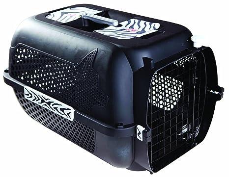 Catit/Dogit Voyageur - Transportín para gatos/perros, tamaño mediano, 56 x