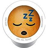 JavaMoji, Emoji Pods, 100% Colombian Medium Roast Coffee, Fair Trade, Single Origin, Organic, 24 Count