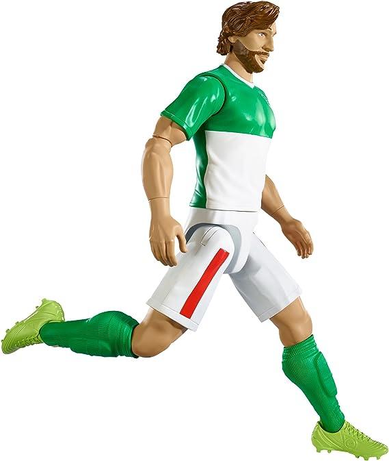 FC Elite - Muñeca Pirlo (Mattel DYK91): Amazon.es: Juguetes y juegos