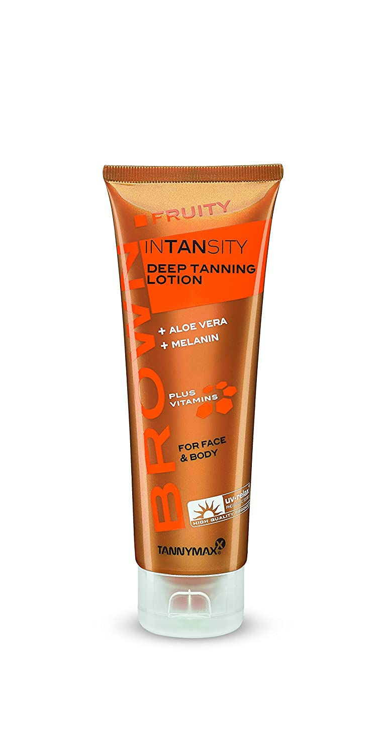 Tannymaxx Fruity Intansity Deep Tanning Lotion, 1er Pack (1 x 125 ml) 0102010000