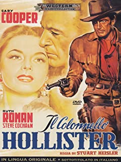 Il Colonnello Hollister [Italia] [DVD]
