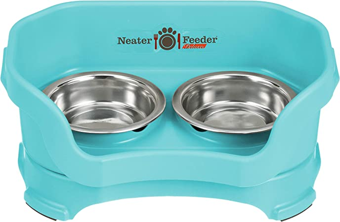 Neater Feeder Deluxe No Slip Stainless Steel Bowls - Best For Performance
