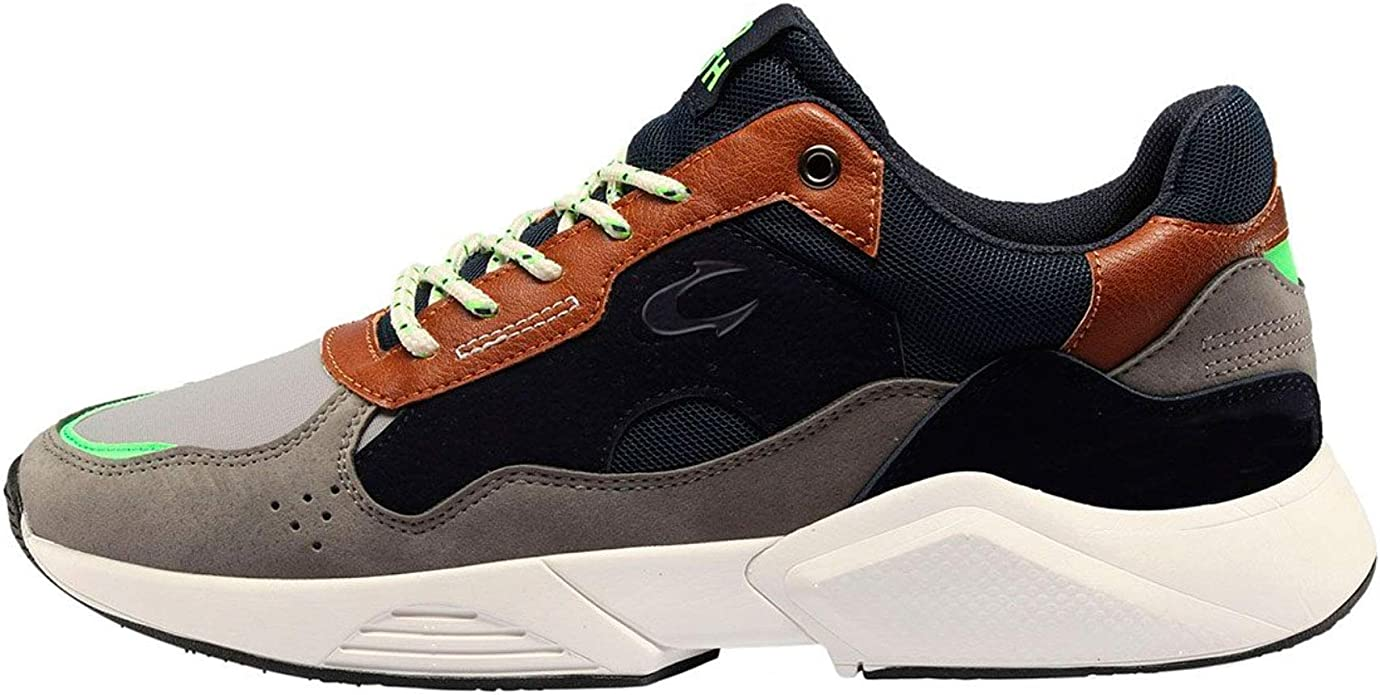 JOHN SMITH Zap.J.Smith ULEN, Zapatillas de Deporte para Hombre, Azul Marino, 44 EU: Amazon.es: Zapatos y complementos