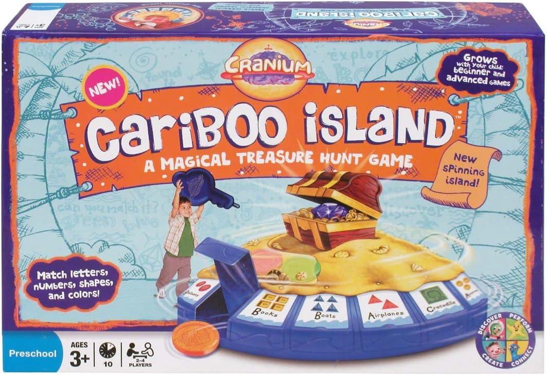 Cranium Cariboo Island: Amazon.es: Juguetes y juegos