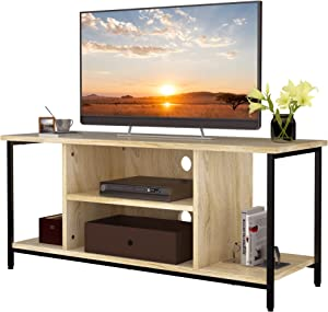 SMAGREHO TV Stand for TV's up to 50