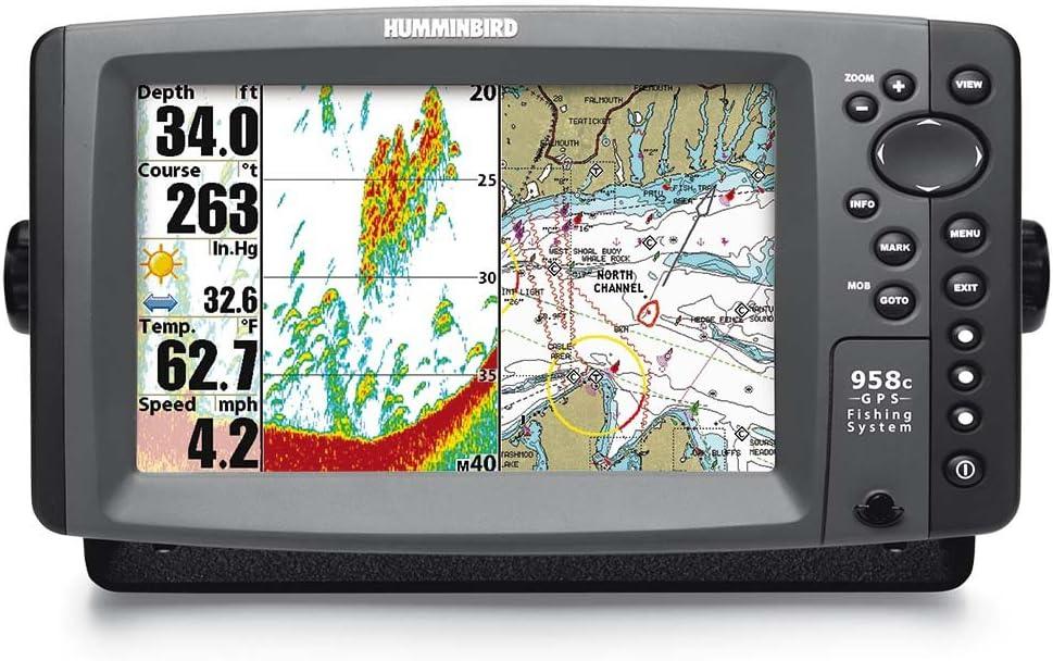 Humminbird - Electrónica náutica, Talla UK: 8 Inch: Amazon.es ...