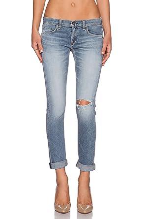 rational construction pretty cool low price sale Rag & Bone Dre Boyfriend Mariner Jeans (31) at Amazon ...