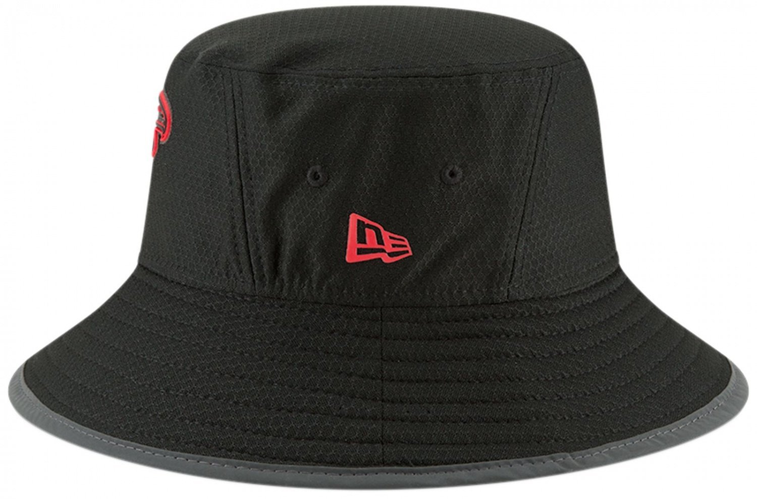 e2354054 New Era NFL 2018 Training Camp Sideline Bucket Hat Team Color