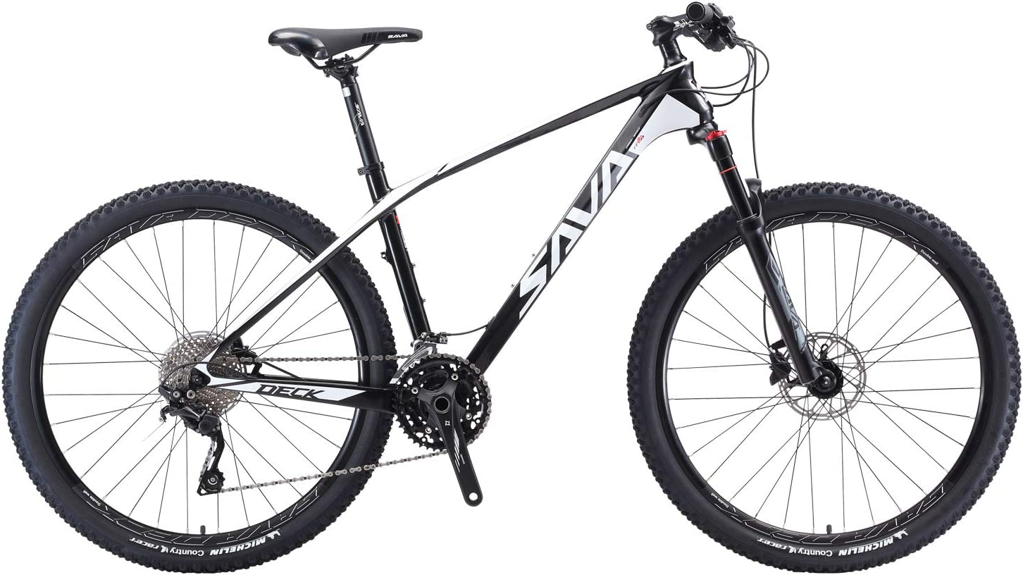 SAVADECK DECK8.2 - Bicicleta de montaña (27,5