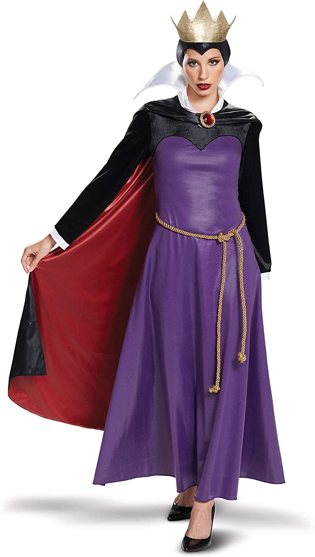 Disguise Deluxe Women's Evil Queen Costume