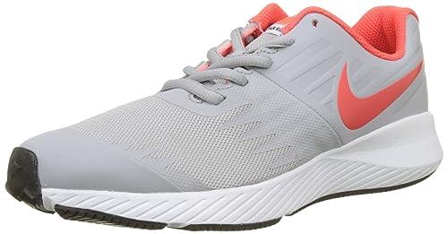 pretty nice 817ad 7943e Nike Star Runner (Gs), Scarpe da Running Bambino, Grigio (Wolf Grey