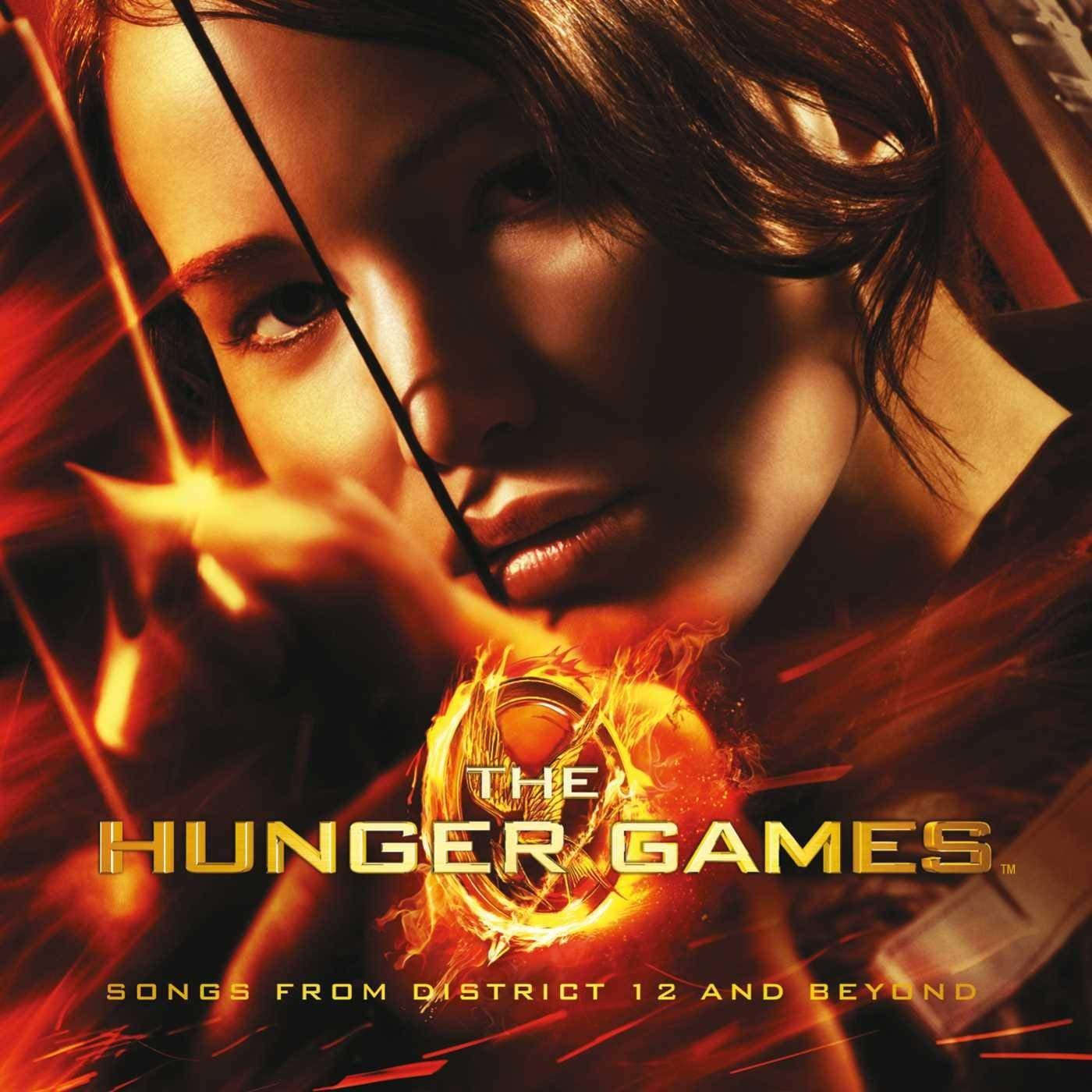 Hunger Games Songs From District 12 Beyond O S T The Hunger
