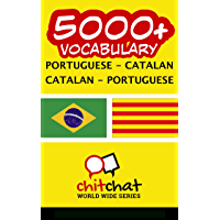 5000+ Portuguese - Catalan Catalan - Portuguese Vocabulary