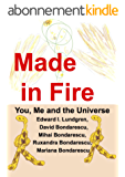Made in Fire: You, Me, and the Universe (English Edition)